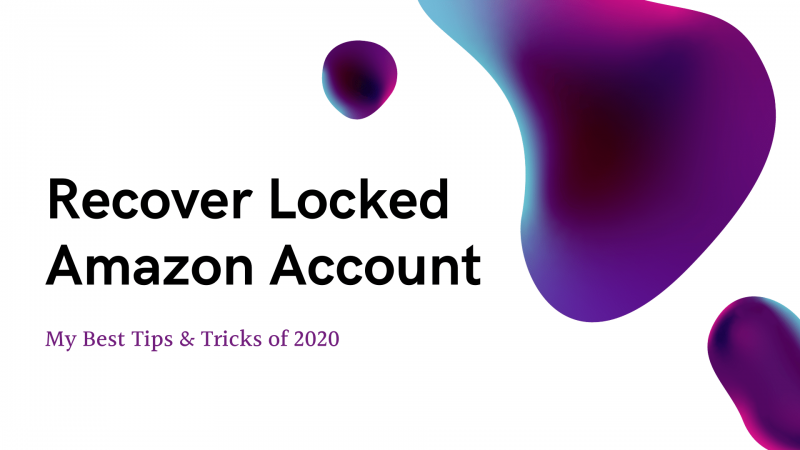 How to Recover Locked Amazon Account?