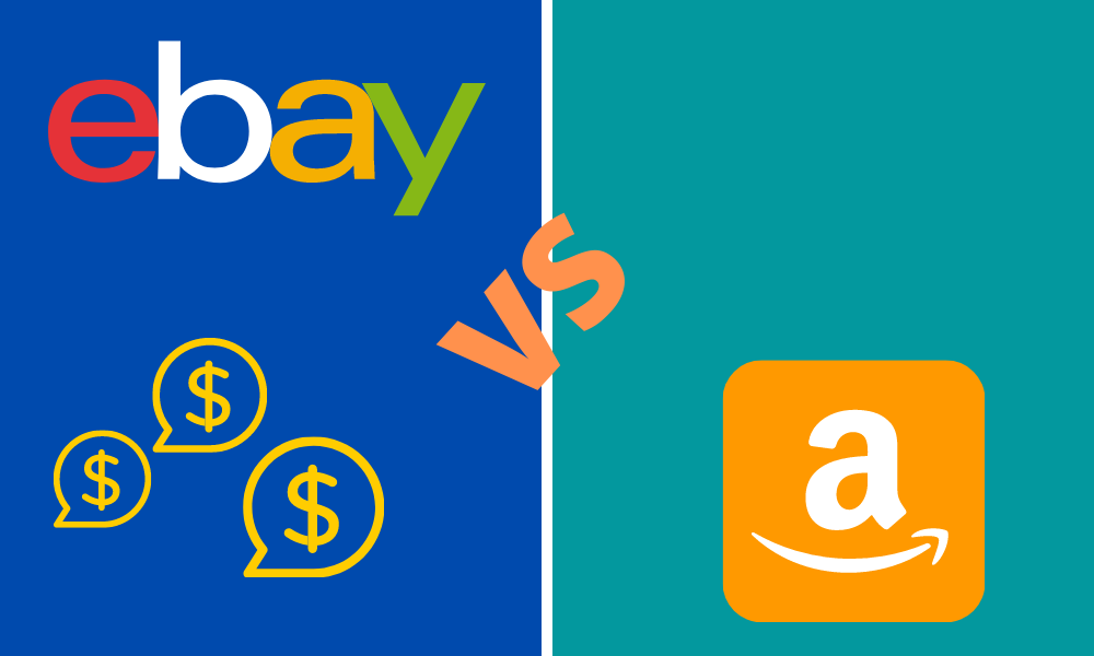 Amazon vs eBay: Which marketplace for your E-commerce Activity?
